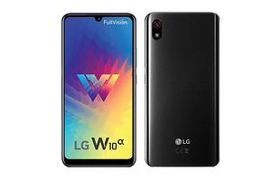 LG презентовала свой самый дешевый смартфон 2020 года - W10 Alpha