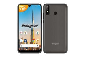 Energizer представила смартфон с гигантским аккумулятором и еще более гигантским экраном