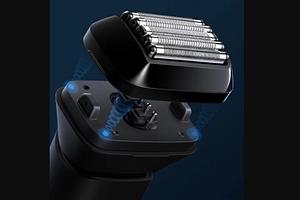 Идеальный подарок на 23 февраля: Xiaomi представила электробритву с пятью лезвиями