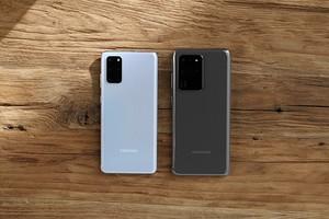 В России стартовал предзаказ на флагманские смартфоны Samsung Galaxy S20