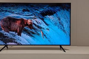 Тренды в мире ТВ: телевизор толщиной 1.5 см, телевизор-картина и 8K