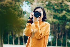 Как хорошо получаться на фотографиях: 5 советов