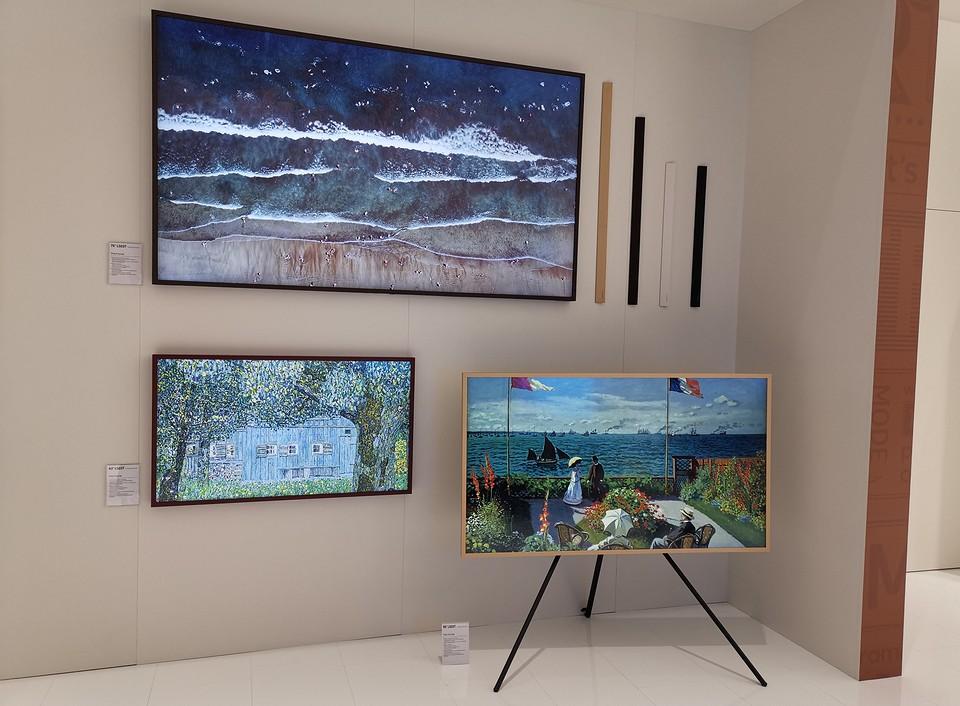 Новые телевизоры на фотонных точках