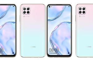 Huawei представила «бюджетный флагман» Huawei P40 Lite