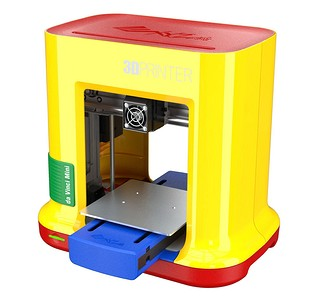 Принтер XYZprinting Da Vinci miniMaker интересен, прежде...