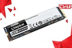 Нужно больше скорости: обзор SSD Kingston KC2000 формата М.2