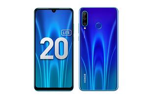 Honor запускает предзаказ на «облегченный» смартфон Honor 20 Lite