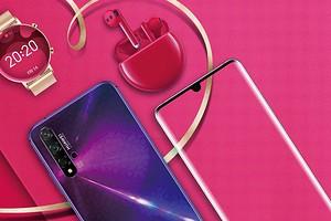 Huawei предлагает смартфоны, наушники и другие гаджеты со скидками до 20%