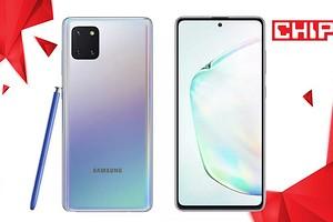 Обзор смартфона Samsung Galaxy Note10 Lite: блокнот для народа