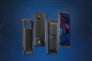 В Россию едет защищенный модульный смартфон-долгожитель Doogee S95