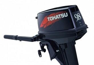 МоторTohatsu M 9.8B S считается легендой с&...