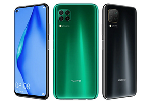 Huawei представила в России «облегченный» флагман по цене менее 20 000 руб.