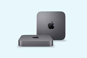 Apple представила обновленный персональный компьютер Mac mini