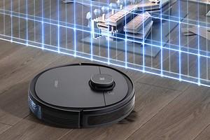 Тест робота-пылесоса ECOVACS Deebot OZMO 950: умный и мощный уборщик со сканером помещения