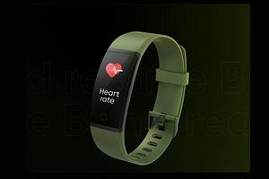«Убийца Xiaomi» представил свой первый фитнес-браслет