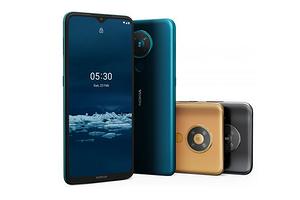 Nokia официально представила доступный смартфон Nokia 5.3