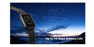 Дешевые китайские умные часы п&...