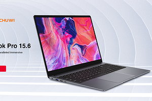 Китайцы представили недорогой ноутбук с процессором, как у MacBook Pro, металлическим корпусом и 4K-дисплеем