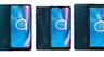 В Россию приехал целый квартет дешевых смартфонов от Alcatel
