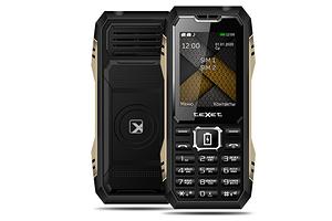 Российский производитель представил телефон с функцией внешнего аккумулятора всего за 1800 руб.