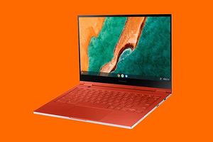 Тонкий, легкий и очень стильный алюминиевый ноутбук Samsung Galaxy Chromebook вскоре поступит в продажу