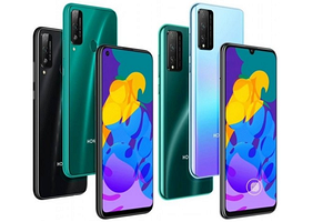 Honor представила недорогие смартфоны Play 4T и Play 4T Pro