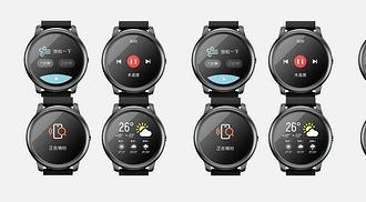 Xiaomi представила умные часы в мета&...