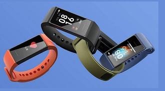 Xiaomi презентовала фитнес-браслет &#...