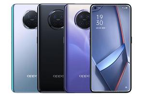 OPPO представила продвинутый флагманский смартфон Ace2
