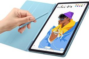 Samsung представила тонкий и легкий планшет в металлическом корпусе