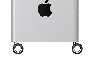 Жадность Apple достигла апогея: колесики для Mac Pro оценены в 69 990 рублей!