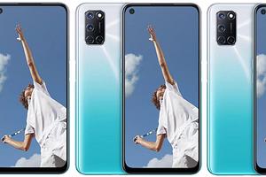 OPPO представила доступный смартфон с большим аккумулятором и громкими стереодинамиками