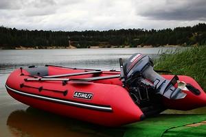Как выбрать лодку ПВХ: советы от профи