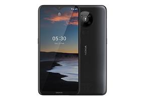 В Россию прибыл недорогой финский смартфон с чистой Android 10 - Nokia 5.3