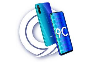 Смартфон Honor 9C предлагает модные «фишки» по очень доступной цене