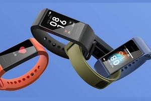 Xiaomi презентовала фитнес-браслет всего за 1000 рублей с мелочью