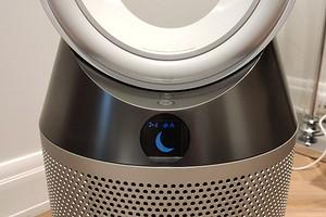 Dyson объявила о старте продаж своего первого увлажнителя-очистителя воздуха Dyson PH01