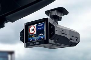 Обзор NEOLINE X-COP 9300c: гибрид радар-детектора и видеорегистратора