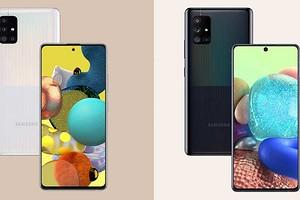 Популярные смартфоны Samsung Galaxy A51 и Galaxy A71 стали еще круче