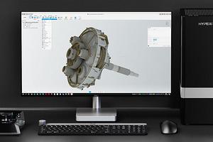 Представлен уникальный абсолютно бесшумный компьютер с мощным железом