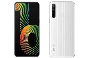 Realme представила бюджетные долгоиграющие смартфоны Narzo 10 и 10A
