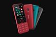 Nokia анонсировала в России два недорогих кнопочных телефона