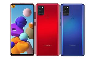 Samsung представила очередной дешевый смартфон с большим аккумулятором