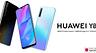 Huawei представила новый недорогой смартфон Huawei Y8p