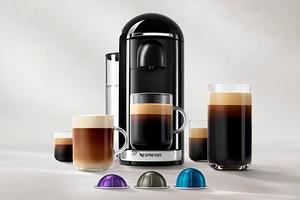 Обзор кофемашины Nespresso Vertuo: любителям больших чашек