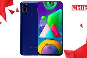 Обзор смартфона Samsung Galaxy M21: хороший дисплей и 6000 мАч