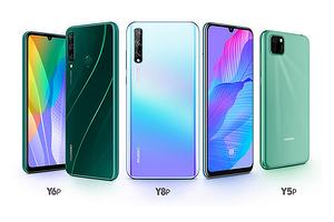 Стартовали российские продажи новых демократичных смартфонов Huawei Y-серии