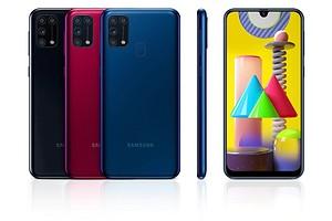 Стартовали российские продажи нового «монстра автономности» - Samsung Galaxy M31