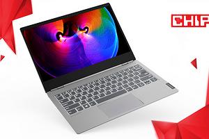 Обзор ноутбука Lenovo ThinkBook 13s: малый для бизнеса