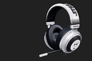 Обзор гарнитуры Razer Kraken Stormtrooper Edition: приятный дизайн и идеальный звук в играх и кино